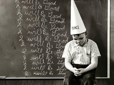 kid-dunce-hat